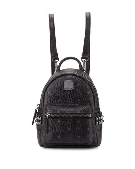 Stark X-Mini Studded Backpack, Black