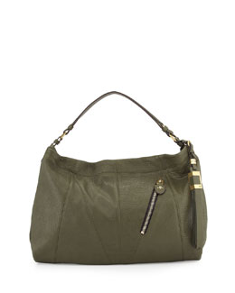 Connie Hobo Bag, Forest