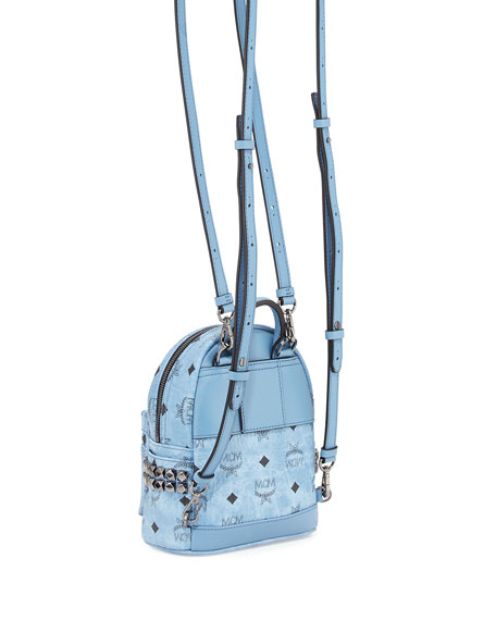 Stark X-Mini Side Stud Backpack, Denim