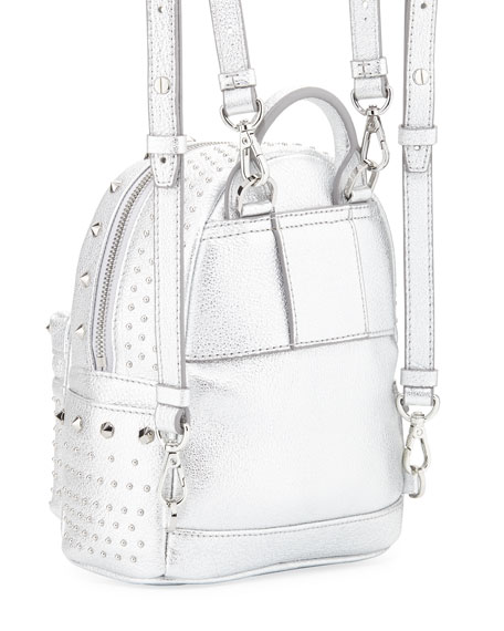 Stark Special Bebe Boo Backpack, Silver