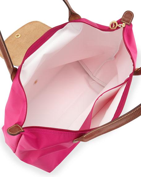 Le Pliage Large Shoulder Tote Bag, Cyclamen