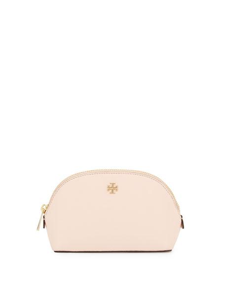 Robinson Small Makeup Bag, Pale Apricot