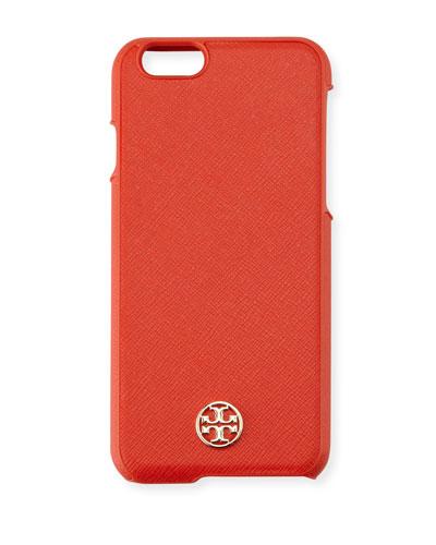 Robinson Saffiano Hardshell iPhone® 6 Case, Poppy Red