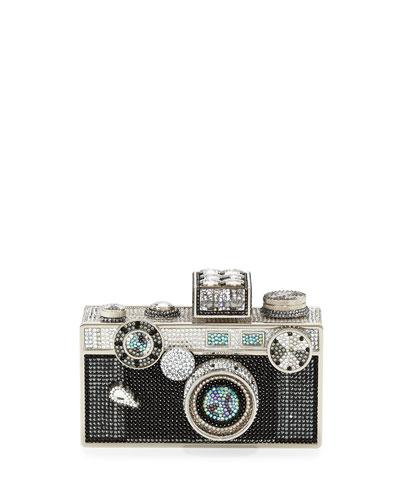 Camera Clutch Bag, Cosmo Jet