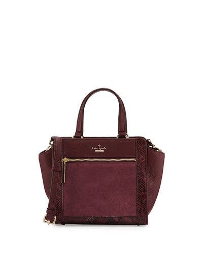 kate spade new york chatham lane small hayden