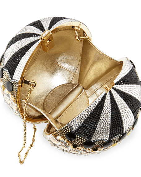 Rozier Crystal Hot Air Balloon Minaudiere