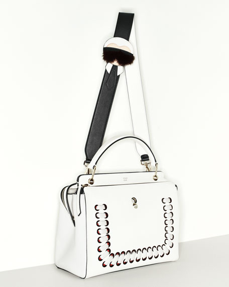 976cfdbd Fendi White Tote alan-ayers.co.uk
