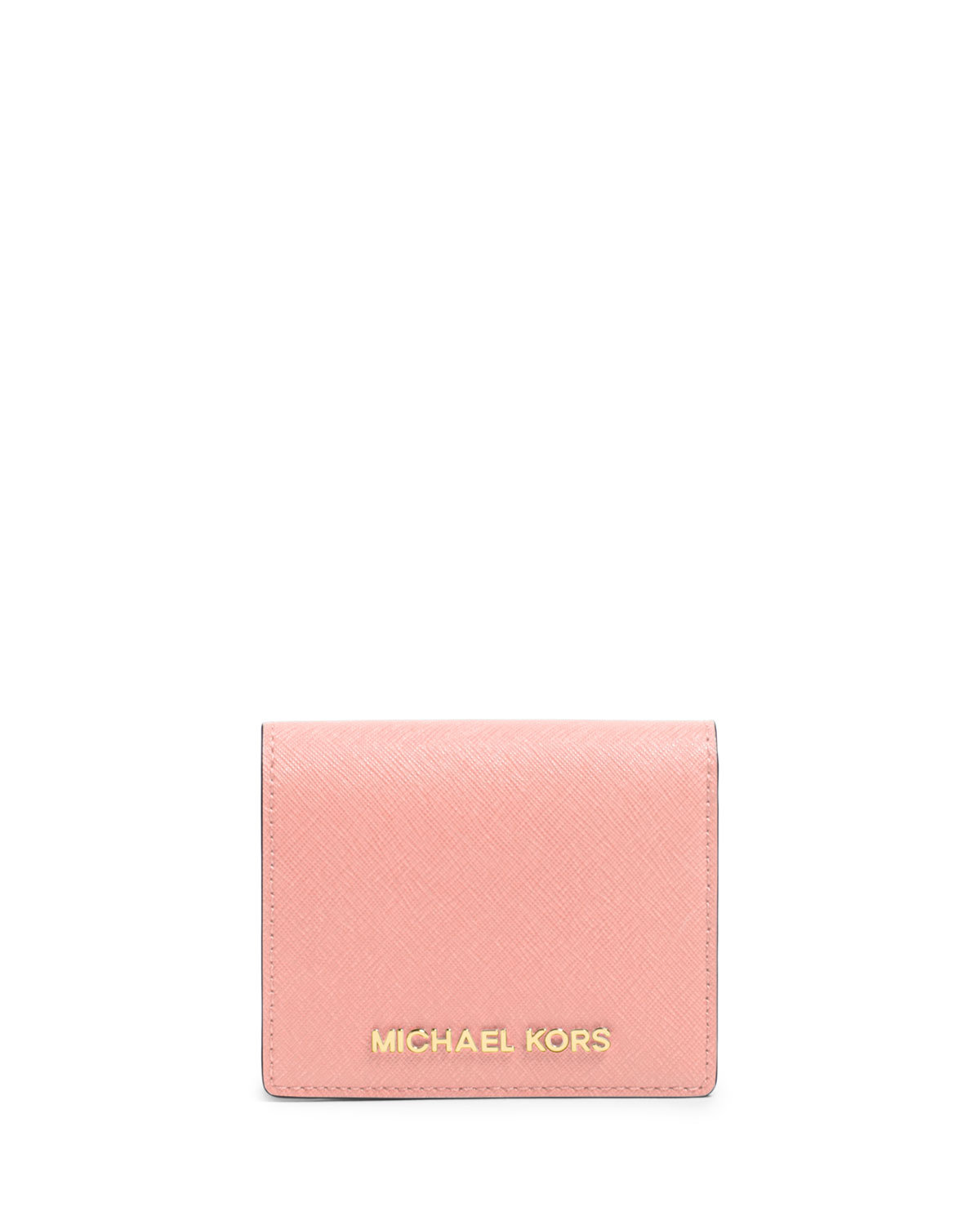 jet set travel flap card holder pale pink - Pink Card Holder
