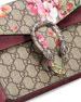 Mini Dionysus Blooms Shoulder Bag, Multi