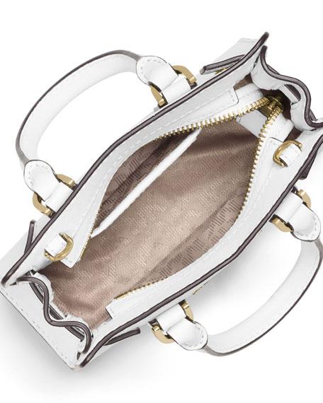 4886fbff6f65 MICHAEL Michael Kors Dillon XS Saffiano Crossbody Bag, Optic White