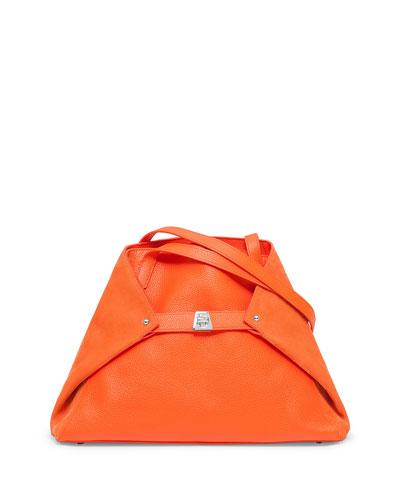 Ai Small Shoulder Bag, Orange