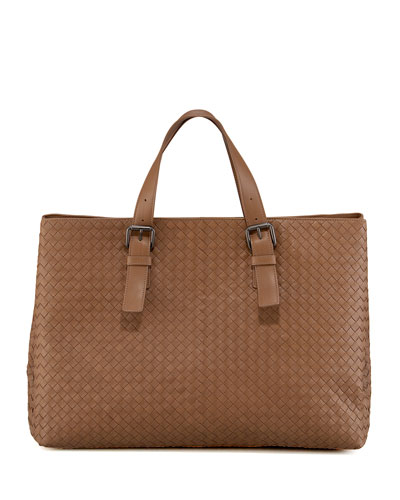 Woven Weekend Tote