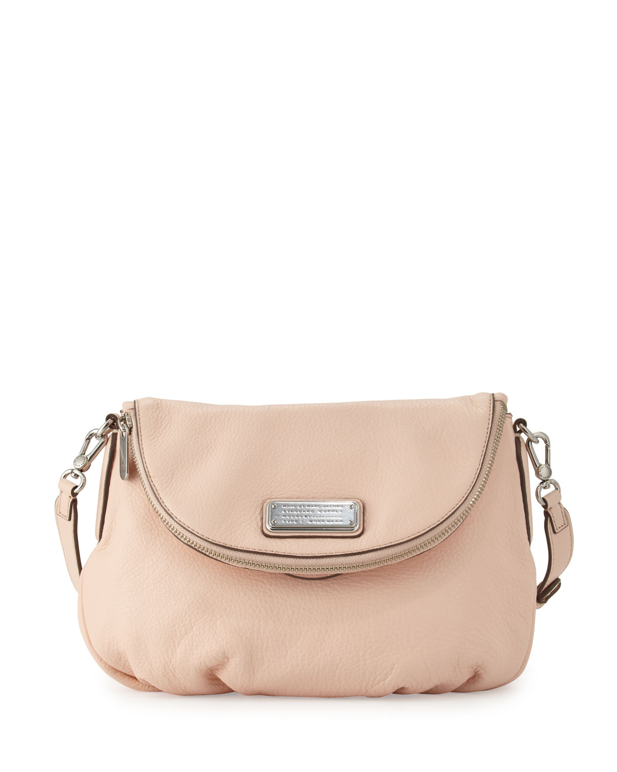 a2ee19f2d956 MARC by Marc Jacobs New Q Natasha Leather Crossbody Bag