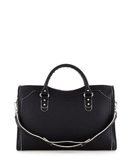 Classic Hilite City Tote Bag, Black
