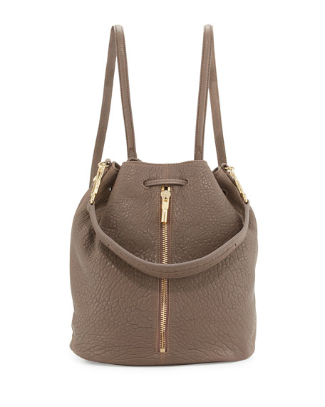 Elizabeth and James Cynnie Leather Sling Bag, Koala
