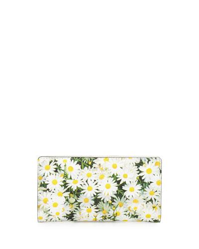 cedar street daisy stacy wallet, multi