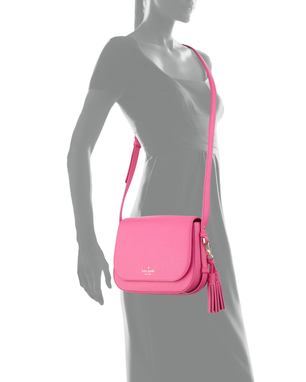 f294a1d4f kate spade new york orchard street penelope crossbody bag, tulip pink |  Neiman Marcus
