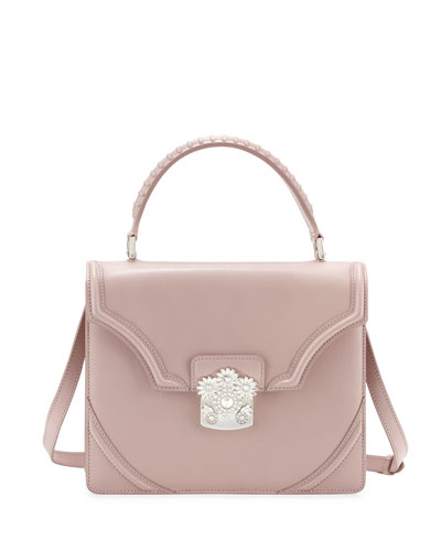 prada navy blue handbag - Women\u0026#39;s Satchel Bags : Mini \u0026amp; Zip at Neiman Marcus