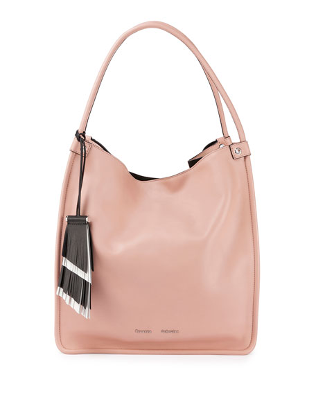 Proenza Schouler Medium Soft Leather Tote Bag, Bare