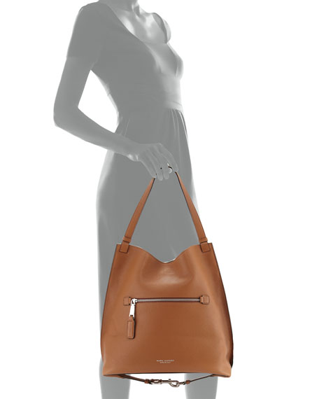 5ae04fb188 Marc Jacobs The Waverly Large Hobo Bag, Camel