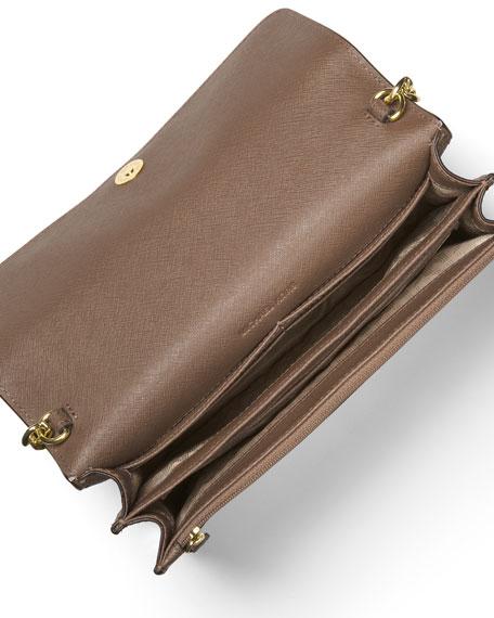 20f9a2d06ff1 MICHAEL Michael Kors Daniella Large Saffiano Crossbody Bag