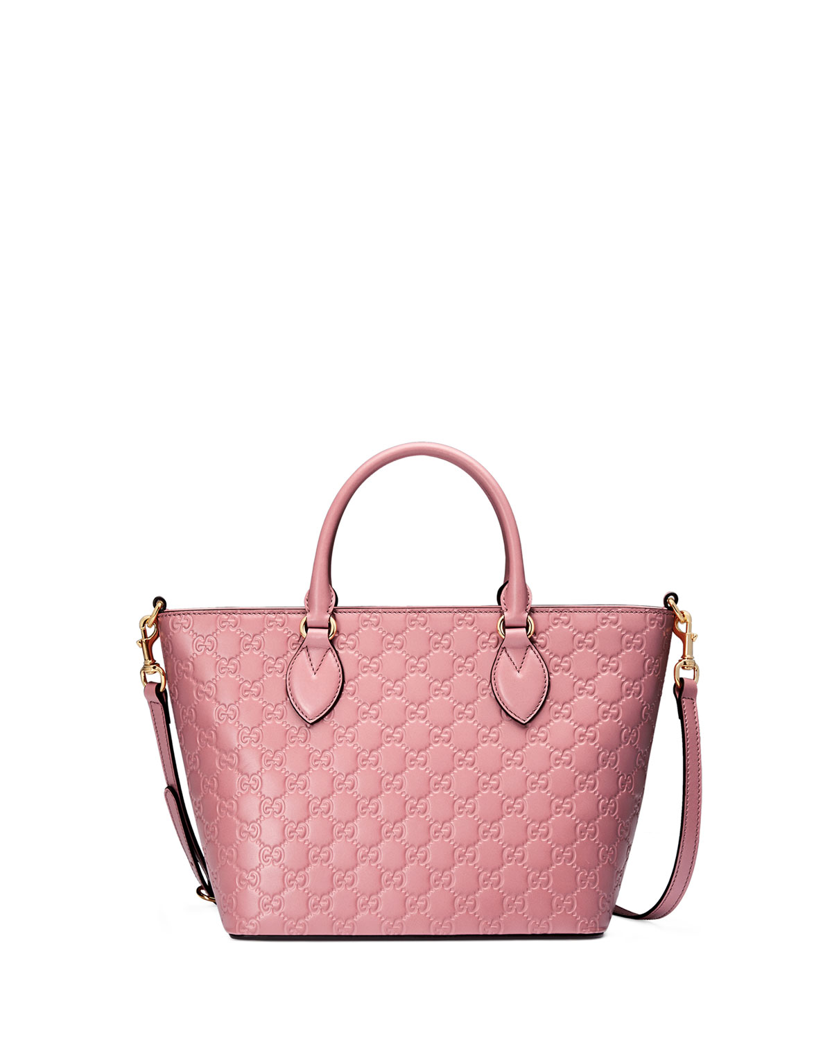 9e523d2f9098 Gucci Guccissima Small Leather Tote Bag