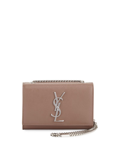 Monogram Small Kate Shoulder Bag, Blush