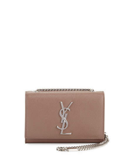 Monogram Small Kate Shoulder Bag, Blush