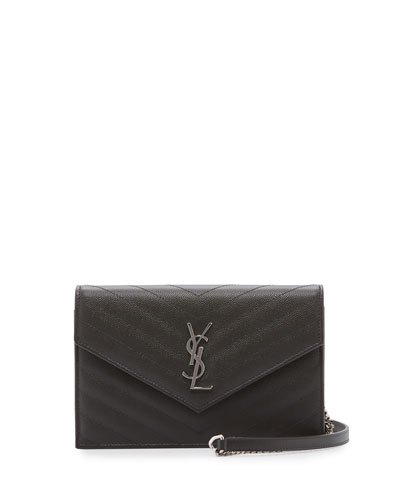 ysl clutch bag replica - yves saint laurent monogram medium grained chain bag, ysl patent ...
