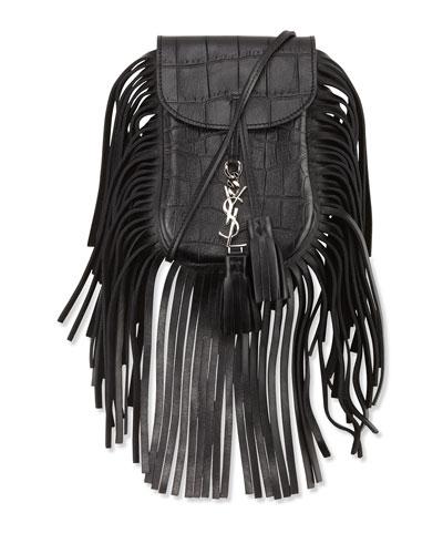 monogrammed clutch purses - Saint Laurent Handbags : Crossbody \u0026amp; Tote Bags at Neiman Marcus