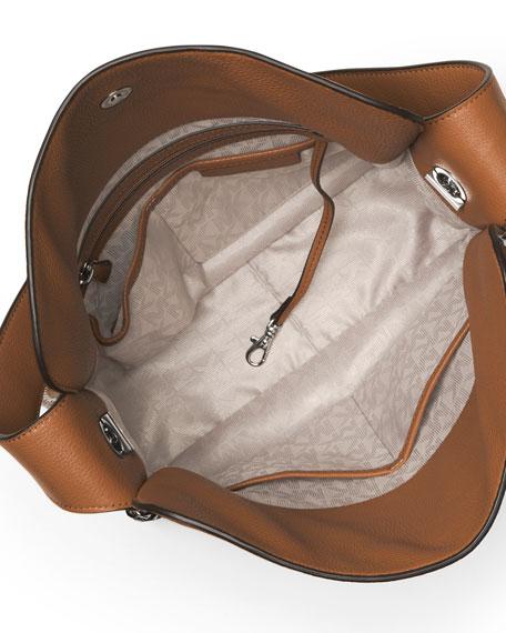 7ab08bd6116c MICHAEL Michael Kors Astor Large Studded Leather Hobo Bag