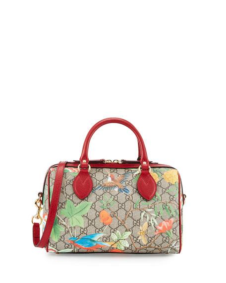 Gucci Tian GG Supreme Top Handle Bag, Multi
