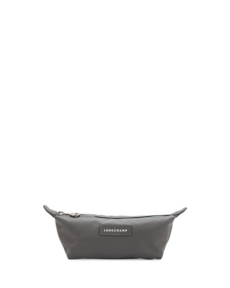 Longchamp Le Pliage Néo Small Pouch Bag, Gray