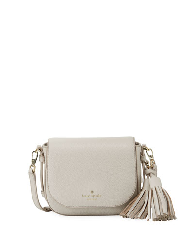 orchard street penelope small crossbody bag, crisp linen