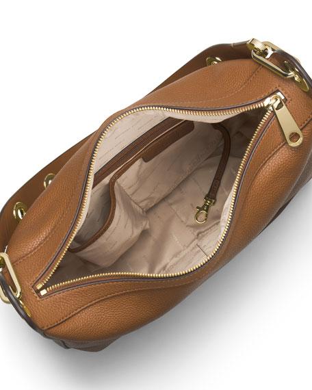 a1ab10dd6e99 MICHAEL Michael Kors Raven Large Leather Shoulder Bag