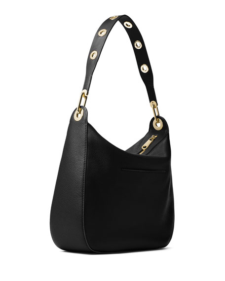 MICHAEL Michael Kors Raven Large Leather Shoulder Bag e407c44b541
