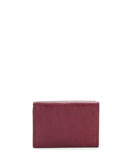 Classic Mini Leather Wallet