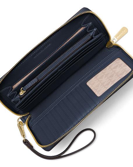 92ad6639cff8 MICHAEL Michael Kors Jet Set Travel Continental Wristlet Wallet