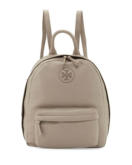 ab879e08ebf6 Tory Burch Zip-Around Leather Backpack