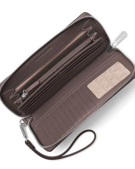 ccbc2dda7e9a MICHAEL Michael Kors Jet Set Travel Continental Wallet