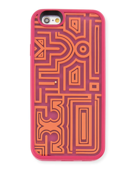 Gallery Game iPhone® 6/6s Case, Pink