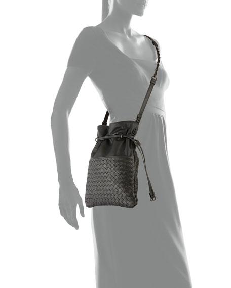 fad5621565bd Bottega Veneta Intrecciato Medium North-South Bucket Bag