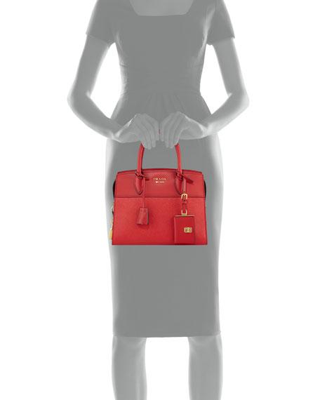 Esplanade Small City Satchel Bag