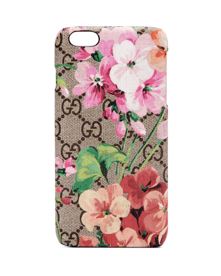 Gucci GG Blooms iPhone 6 Plus Case, Multi