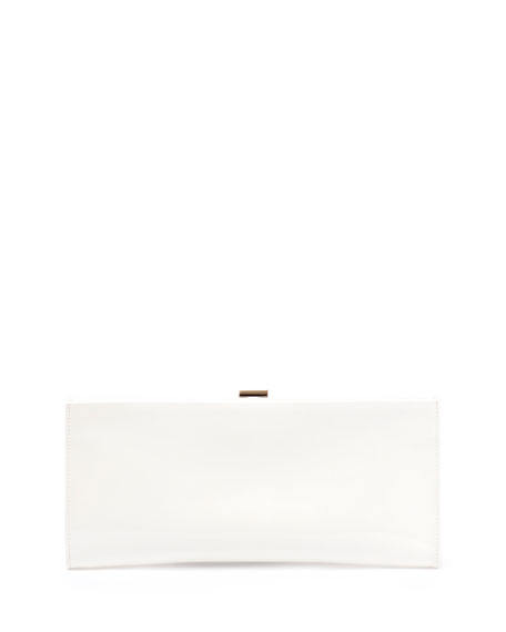 Pilgrim Tattoo Love Clutch Bag, White/Multi