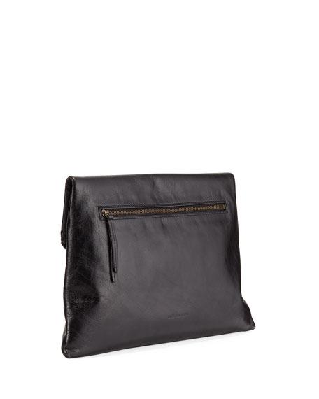 Envelope Clutch Bag w/Tassel