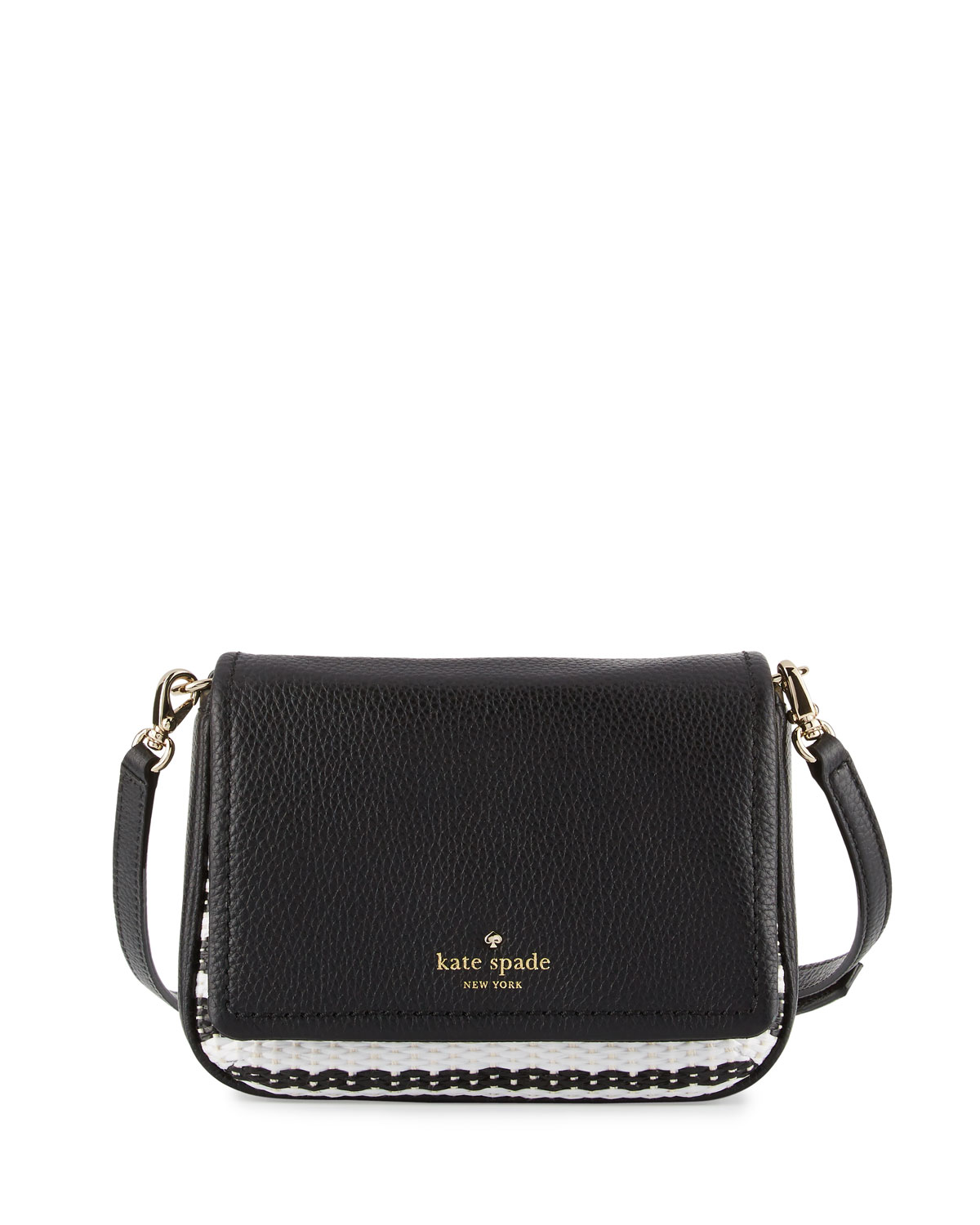 86a358bffc2b15 Lyst Kate Spade New York Cobble Hill Small Harris In Natural