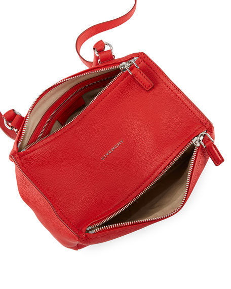 Pandora Small Leather Shoulder Bag