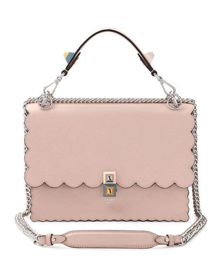 Explore Online Extremely Sale Online Kan I shoulder bag - White Fendi Free Shipping Footlocker Finishline Discount Pre Order MvLhVFaw1