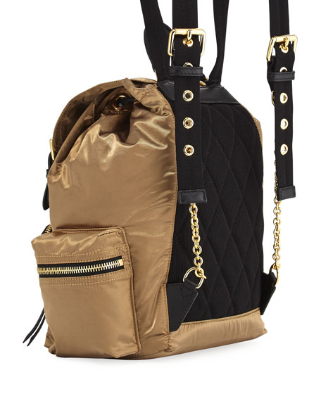 Prorsum Medium Rucksack Satin Backpack